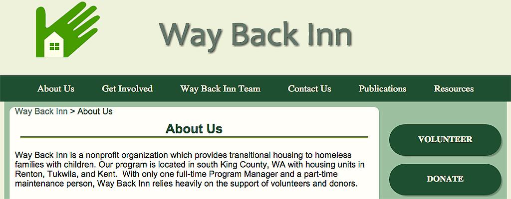 Way Back Inn